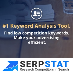 Serpstat - be found online