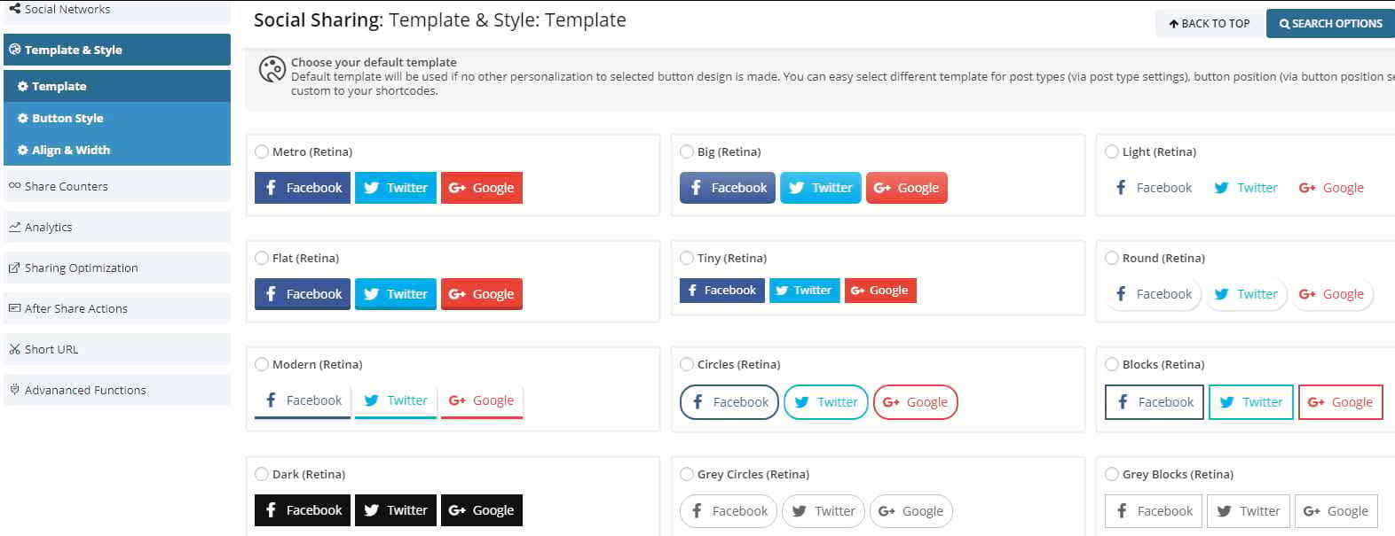 customize like button for WordPress