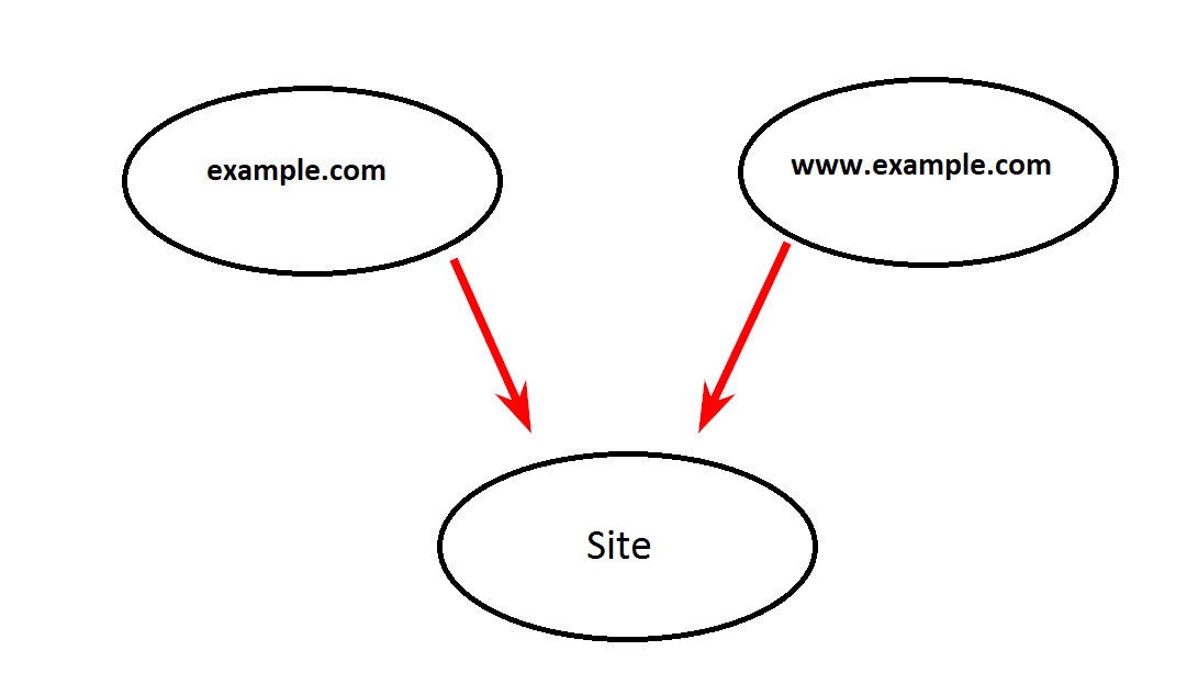 What is a site mirror