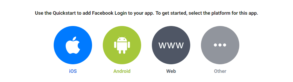 Authentication with Facebook on the website: how to set it up