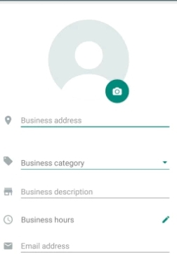Register a business account on WhatsApp