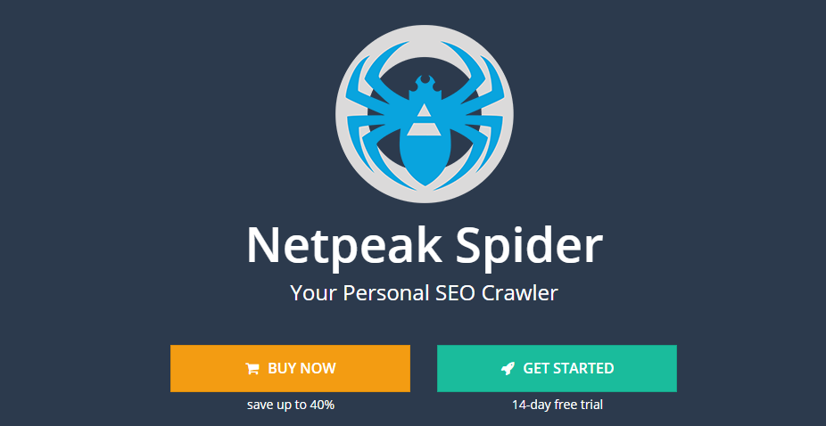 Netpeak Spider SEO Audit Tool