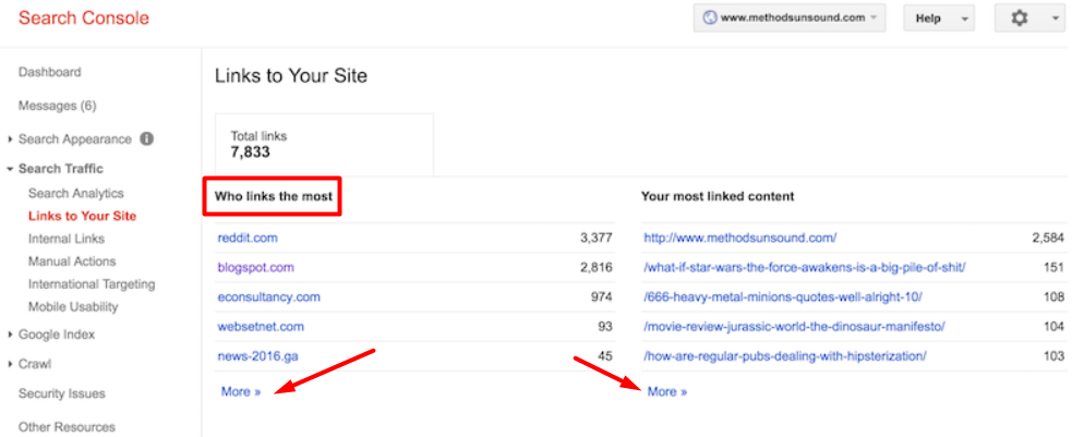 How to reject links to your site using Google Disavow Tool
