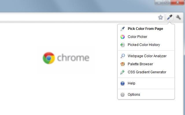 ColorZilla Chrome extension