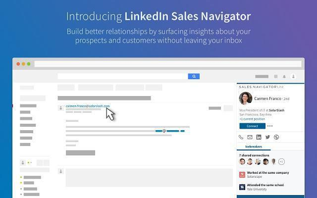 Export linkedin analytics chrome extension